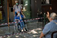Di Eropa Angka Kematian Meningkat Terkait COVID-19