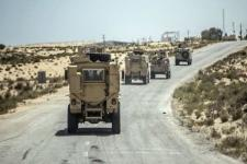 Militer Mesir Serang Kelompok Teroris di Sinai, 19 Orang Terbunuh
