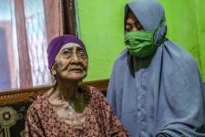 Kamtim dari Surabaya, Di Usia 100 Tahun, Sembuh dari COVID-19