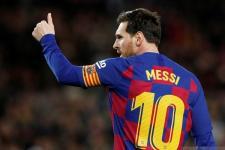Ronaldo Punya Daftar Pemain Terbaik, Messi Nomor Satu