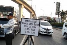 Kembali ke Aturan Ganjil-Genap di Jakarta, Bergantung Keputusan tentang PSBB