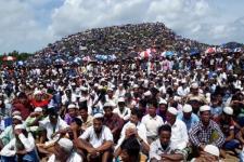 Takut Diisolasi, Pengungsi Rohingya Enggan Dites COVID-19