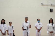 Singapura Gelar Pemilihan Umum