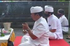 Perayaan Galungan Bali Terapkan Protokol Kesehatan