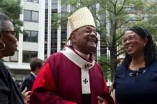 Uskup Kulit Hitam Pertama AS Diangkat Jadi Kardinal
