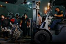 KNKT Selidiki Kemungkinan Masalah Sistem Kendali Sebabkan Jatuhnya Pesawat Sriwijaya Air