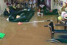 Manado Banjir Parah, Listrik Padam