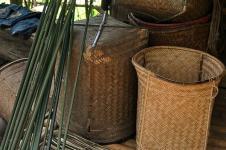 Bamban, Bahan Anyaman Indah dari Kalimantan