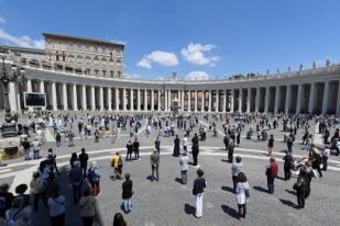 Paus Serukan Rakyat Lebanon Bangun Kembali Koeksistensi