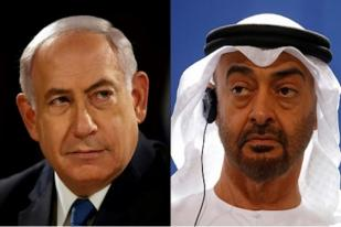 Sejumlah Negara Sambut Perdamaian Israel dan UEA