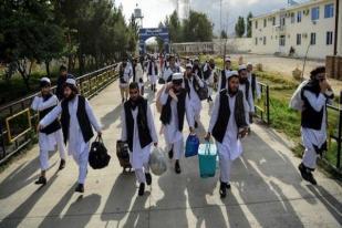 Afghanistan Bebaskan 400 Tahanan Taliban untuk Proses Perdamaian