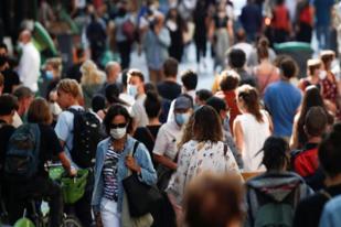 Prancis Laporkan 10.000 Lebih Kasus COVID-19 dalam Satu Hari