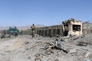 Ribuan Orang Mengungsi Akibat Pertempuran Taliban dan Pasukan Pemerintah