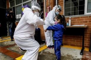 Amerika Serikat Mulai Uji Vaksin COVID-19 pada Anak-anak