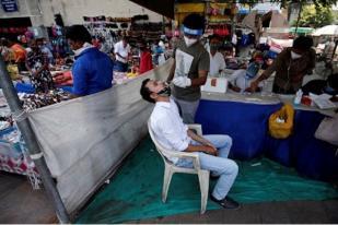 Di Asia, 10 Juta Orang Terinfeksi COVID-19