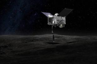 Wahana Penyelidikan NASA Kehilangan Sampel Asteroid Yang Dikumpulkan
