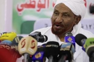 Mantan PM Sudan Kecam Normalisasi Hubungan dengan Israel
