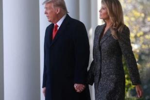 Trump Tinggalkan Gedung Putih Jika Electoral College Pilih Biden