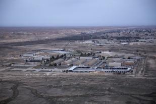 10 Roket Ditembakkan ke Pangkalan Udara Militer Irak di Baghdad