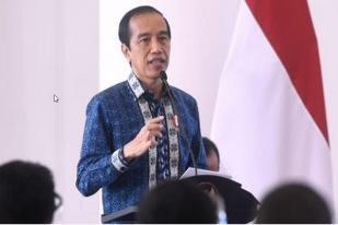 Jokowi: Beri Ruang Lebih pada Produk Dalam Negeri