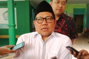 Luwesnya Cak Imin Sindir Putra SBY di Mukernas PKB