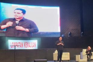 Erick Thohir Harap Milenial Kompetensi untuk Pimpin BUMN