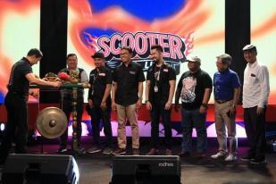 Kapolda DIY Buka Indonesian Scooter Festival 2019
