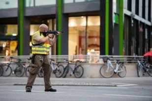 Pelaku Penembakan di Munchen Diduga Seorang Diri