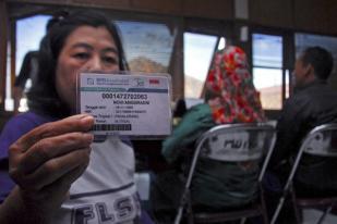 Peredaran Kartu BPJS Palsu di Jawa Barat