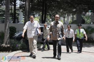 Bacagub Anies dan Sandiaga Serahkan LHKPN ke KPK