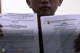 Gubernur Jateng Langgar Hukum Keluarkan Surat Izin Pabrik Semen