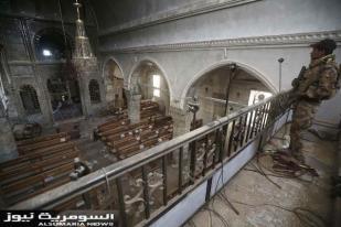 Lonceng Gereja Irak Berdentang Kembali Sambut Kekalahan ISIS