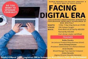 Facing Digital Era