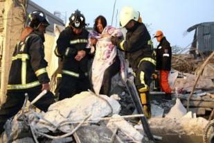 Gempa Bumi Melanda Taiwan, 3 Meninggal