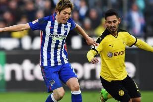Main Tandang, Dortmund dan Munchen Harus Puas Tanpa Gol