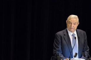 Tiongkok Nyatakan Perang Melawan George Soros