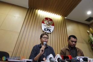 KPK Tetapkan 3 Tersangka Hasil OTT Hari Jumat