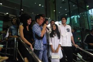 """KPK Disambangi Sineas Film """"Pacarku Anak Koruptor"""""""