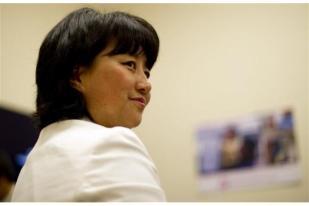 Tinggalkan Ateisme, Chai Ling Pakai Perspektif Kristiani Ubah Tiongkok