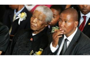 Cucu Mandela Masuk Islam Picu Kegelisahan Pemimpin Afsel