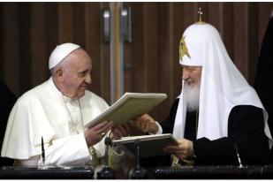 Kunjungan Bersejarah Paus di Kuba dan Meksiko