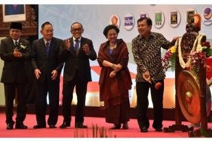 Megawati Ingatkan Nahdliyin dan Nasionalis Jaga NKRI