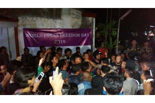 Pemutaran Pulau Buru Tanah Air Beta di Yogyakarta Dibubarkan Polisi