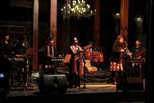 Kelompok Musik Gang Sadewa Pentaskan Sastra Bunyi