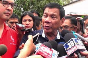 Duterte akan Bangun Kawasan Masyarakat Miskin