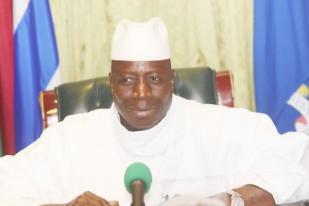 Presiden Gambia Kagumi Kemajuan Pertanian di Indonesia