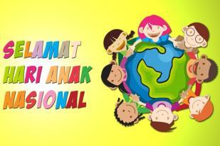 Makassar Gelar Aksi Simpatik Peringati Hari Anak Nasional
