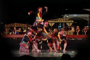Gelar Budaya Yogyakarta Sajikan Sendratari dan Wayang Wong