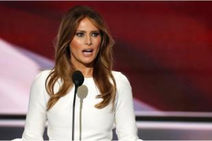 Situs Istri Trump Dihapus Karena Tidak Akurat