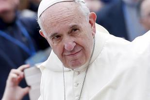 Paus Fransiskus Doakan Korban Gempa Italia